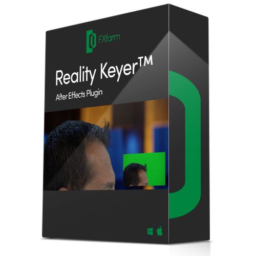 reality keyer after effects plugin